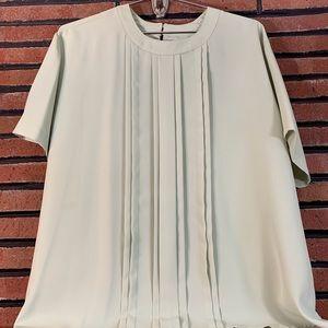 Karen Scott Short Sleeve Top SZ - XL